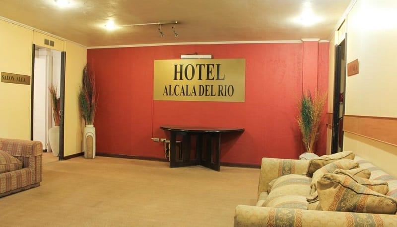 Hotel Alcala del Rio em Santiago