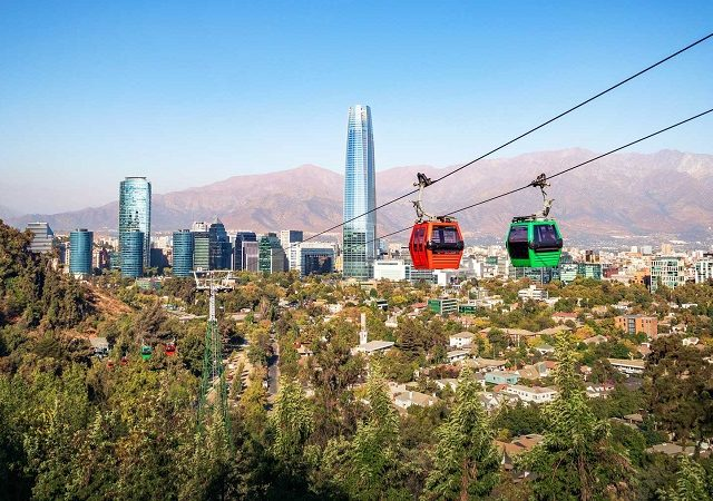 Pacote Hurb para Santiago + Valle Nevado por R$ 2499