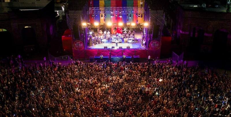 Festival Womad em Santiago do Chile