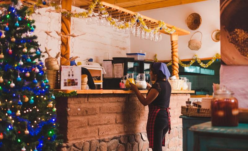 Natal no Atacama