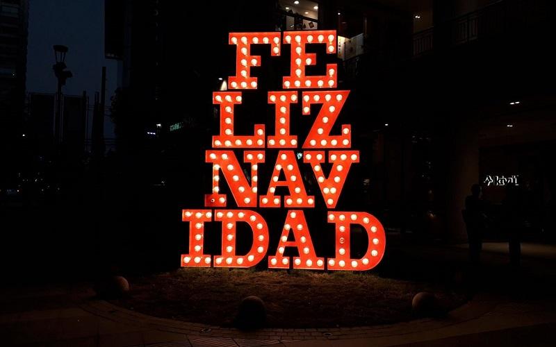 Natal em Viña del Mar - Chile