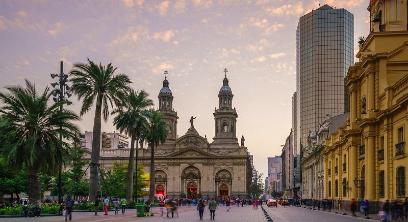 Turismo em Santiago do Chile