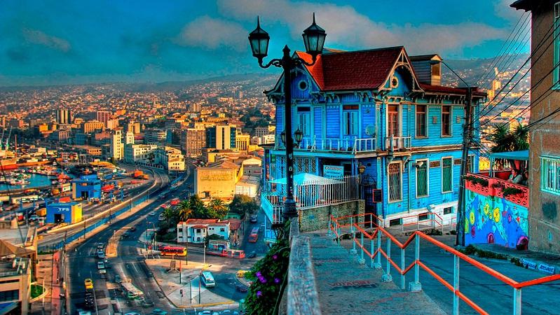 Meses de alta e baixa temporada em Valparaíso
