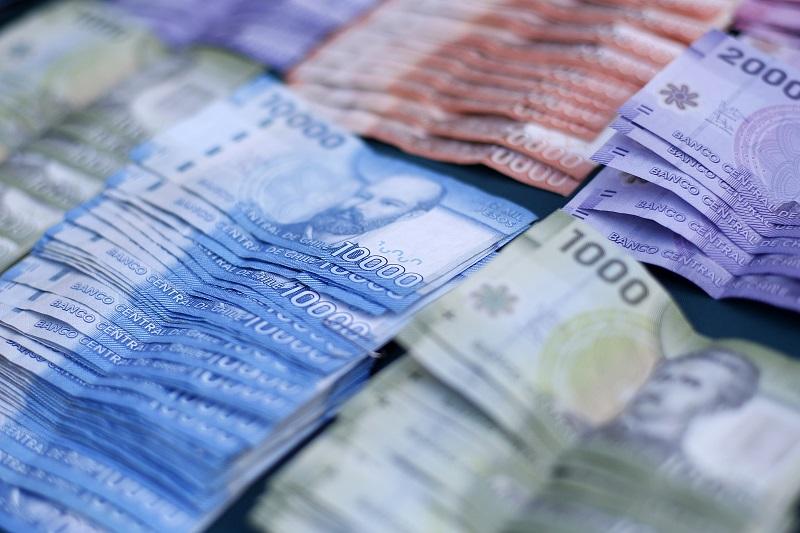 Pesos chilenos - Viña del Mar
