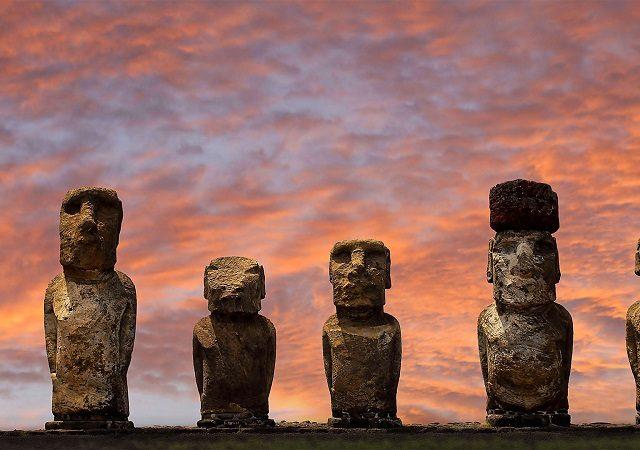 Como levar pesos chilenos para a Ilha de Páscoa