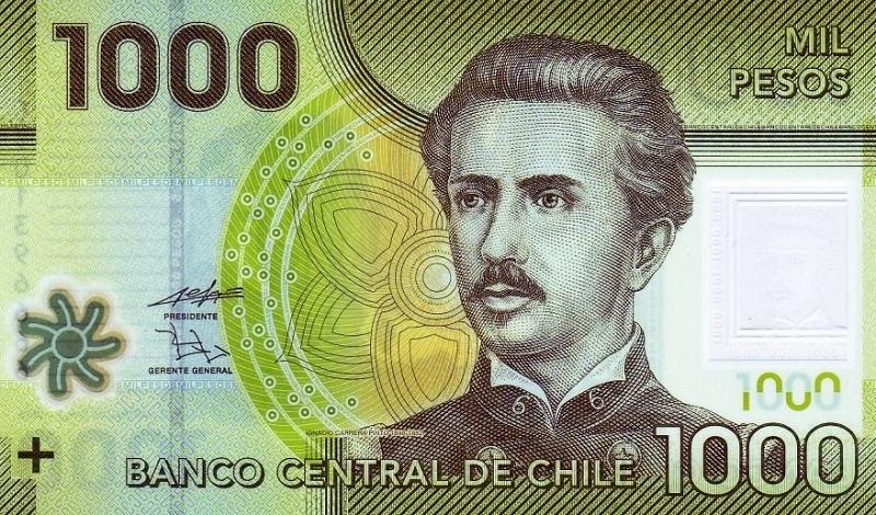 Peso chileno - Nota