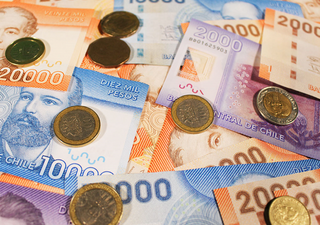 Como levar pesos chilenos para Santiago