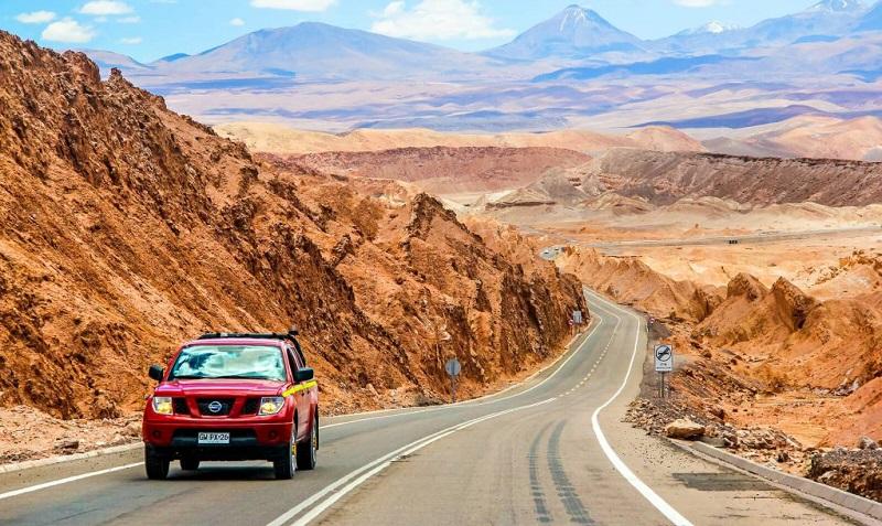 Carro no Chile