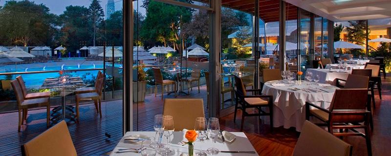 Restaurante para jantar em Santiago