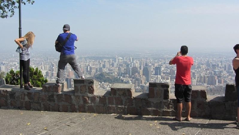 As melhores fotos para tirar em Santiago