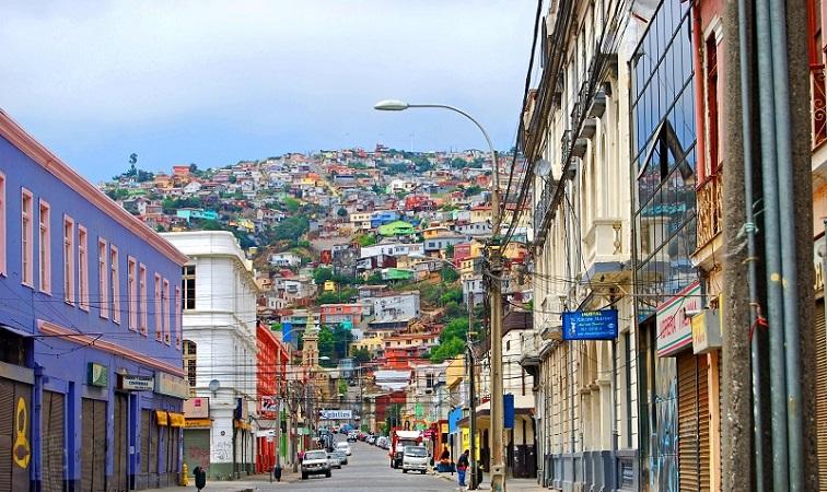 As melhores fotos para tirar em Valparaíso
