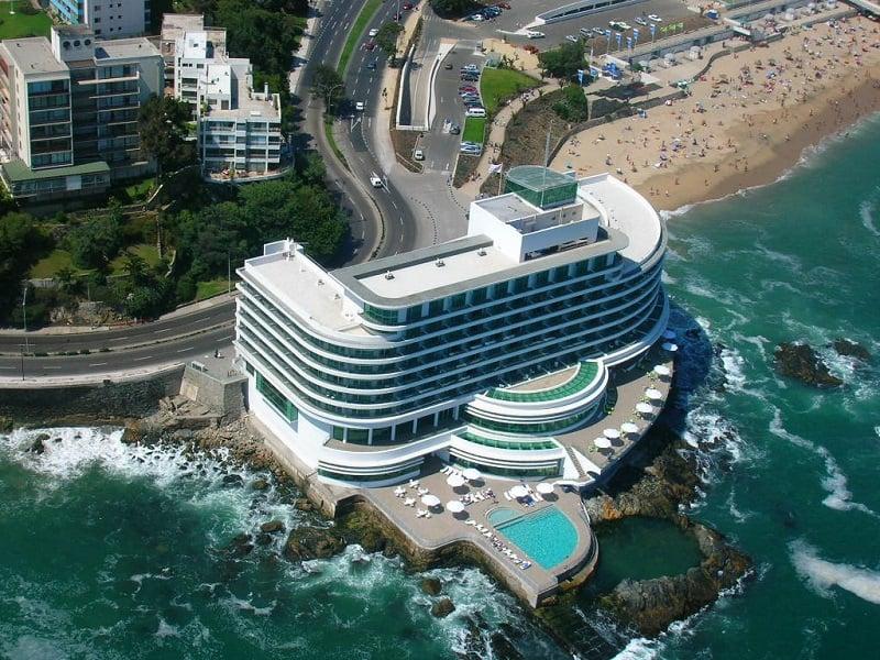 Hotel luxuoso de Viña del Mar
