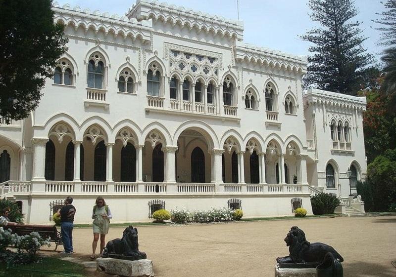 Museu de Belas Artes em Viña del Mar
