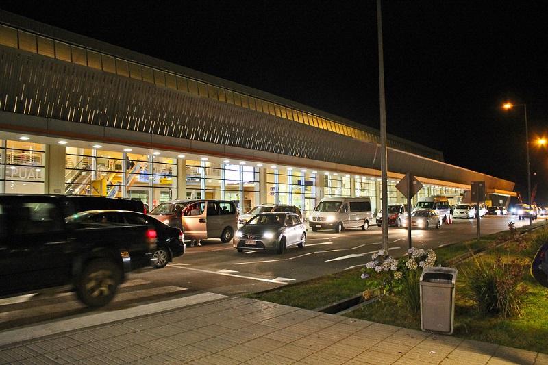 Aeroporto El Tepual - Chile
