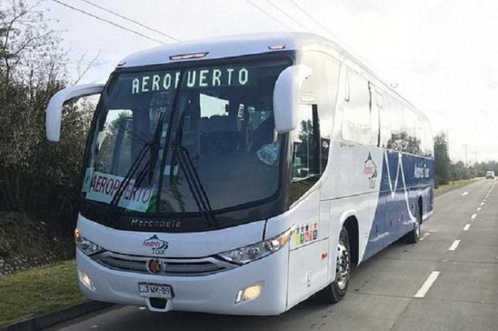 Ônibus em Punta Varas